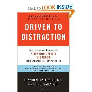 If you or someone you love has ADHD, this book will help you understand the symptoms and explore coping tools and treatment options.