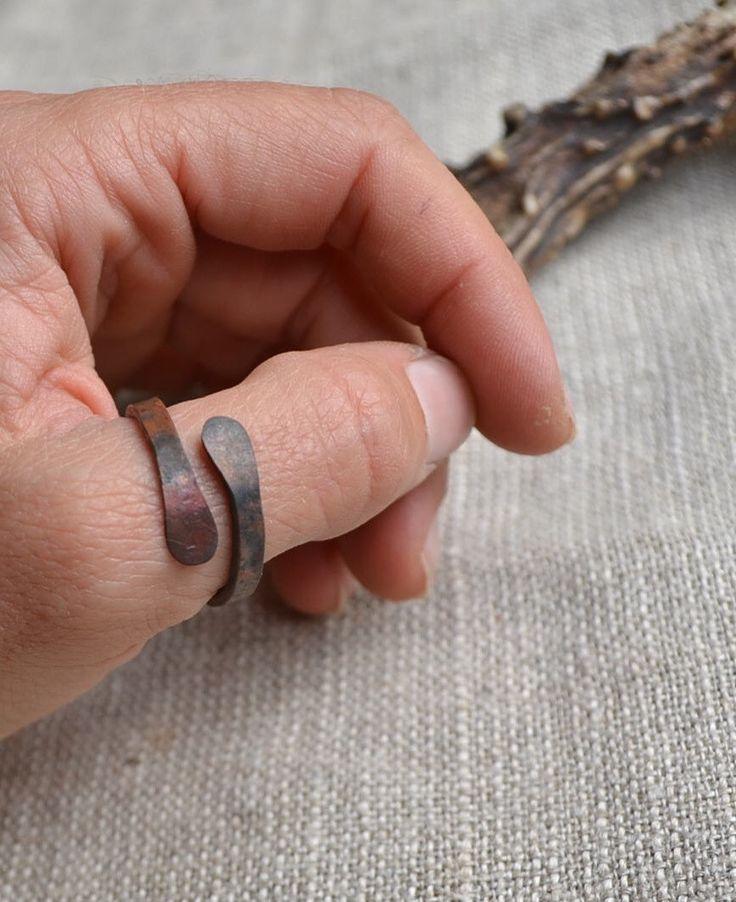 Anillo de cobre, simple anillo de cobre, anillos de cobre, anillo de cobre de las mujeres, anillo de cobre de los hombres, Anillo unisex, unisex anillos de cobre, anillo de boho de UnicornVibration en Etsy https://www.etsy.com/mx/listing/253330699/anillo-de-cobre-simple-anillo-de-cobre
