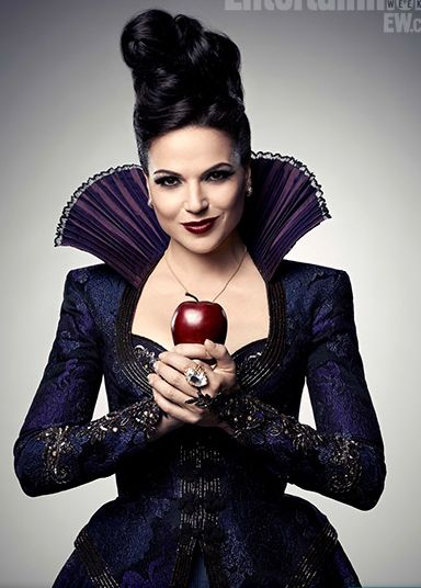 once upon a time regina purple dress costume - Google Search