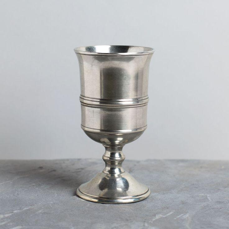 pewter arno goblet