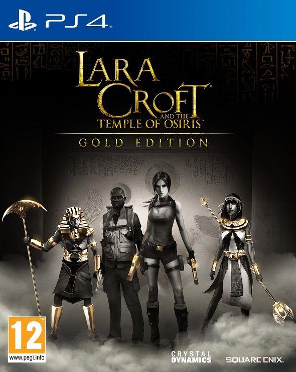 Diario de desarrollo de 'Lara Croft and the Temple os Osiris'