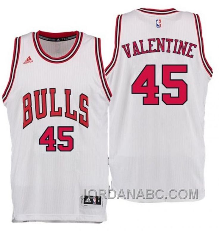 http://www.jordanabc.com/denzel-valentine-chicago-bulls-45-2016-nba-draft-home-white-jersey-on-sale.html DENZEL VALENTINE CHICAGO BULLS #45 2016 NBA DRAFT HOME WHITE JERSEY ON SALE Only $74.00 , Free Shipping!