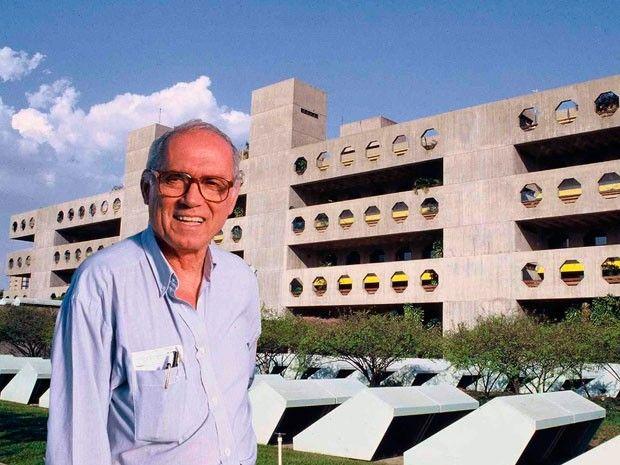 Arquiteto João Filgueiras Lima, o Lelé,  (Foto: Arquivo/Rede Sarah)