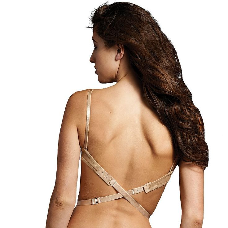 Maidenform Low-Back Bra Converter M4001 - Women's, B