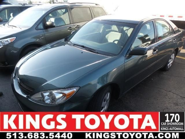 Used 2004 Toyota Camry LE For Sale At Kings Toyota In Cincinnati, OH For  $3,974