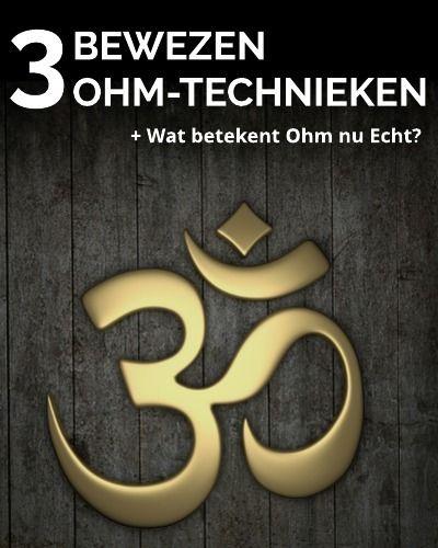 Wat betekent Ohm nou echt? In dit artikel beschrijf ik de ware aard van deze mantra en daarnaast precies hoe je het gebruikt op jouw spirituele pad.