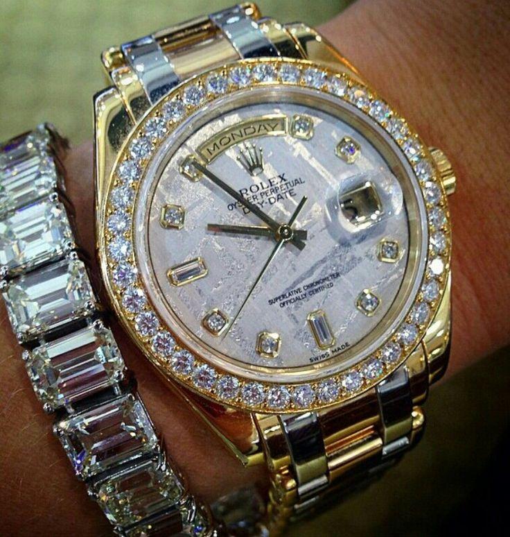Rolex & Diamonds