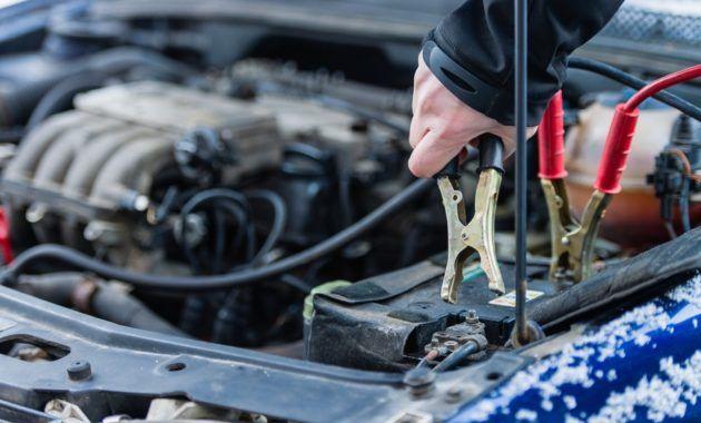 Можно ли «прикуривать» современные автомобили - Колеса.ру