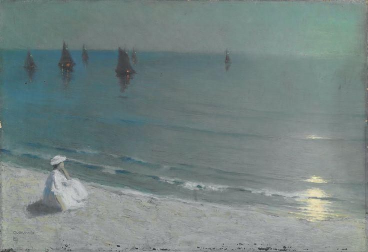 Bedřich Wachsman - - Jaderské moře,  1906