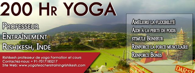 Détails complets de 200 heures de formation de professeur de yoga à Rishikesh (détails de cours & Syllabus)