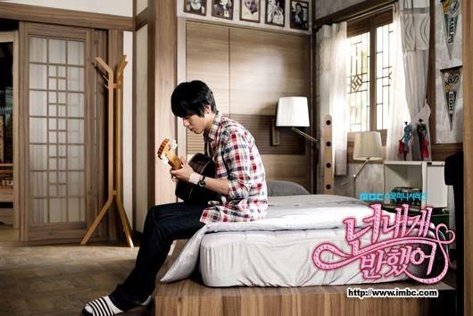 Heartstrings - Korean Drama - AsianWiki