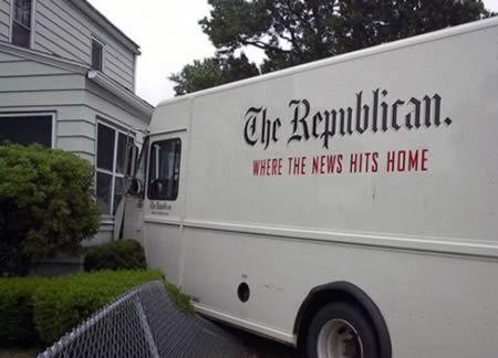 """Realmente las noticias """"golpean"""" tu casa. Bueno, los republicanos de EEUU no solo golpean, sino son capaces de invadir y matar por petróleo..."""