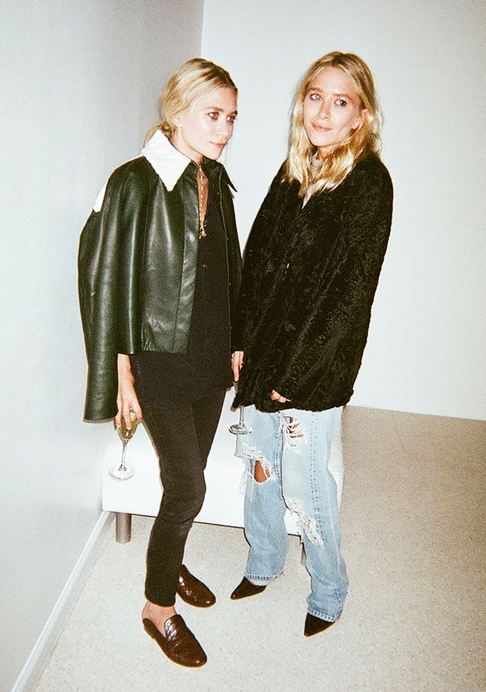 17 Denim Lessons We Learned from Mary-Kate and Ashley Olsen via @WhoWhatWearUK