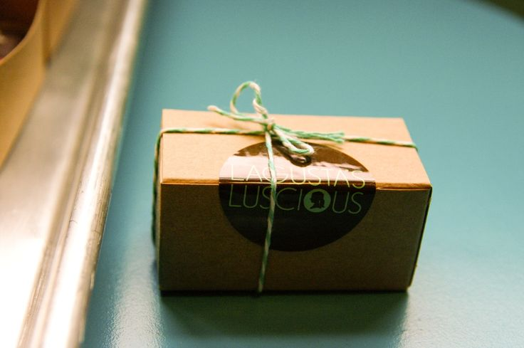Bulk Chocolates : Lagusta's Luscious — fine handmade confections