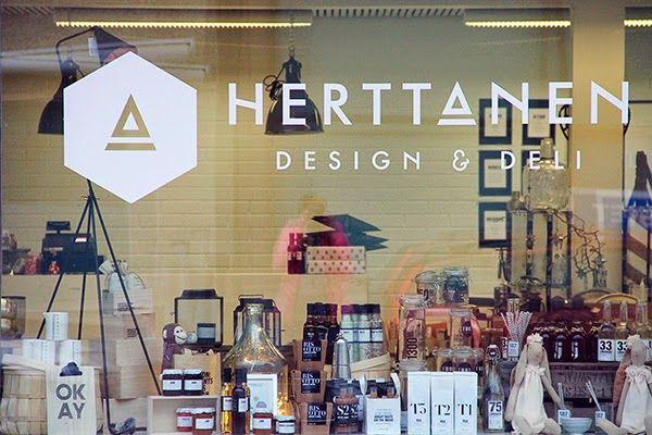 logo // Koti kolmelle - Sisustusblogi #herttanen #design #home #decor #shop #sisustuskauppa
