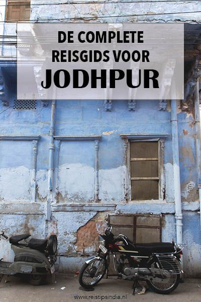 In deze complete reisgids vind je de beste tips, de mooiste bezienswaardigheden en praktische informatie voor jouw reis naar Jodhpur in India.