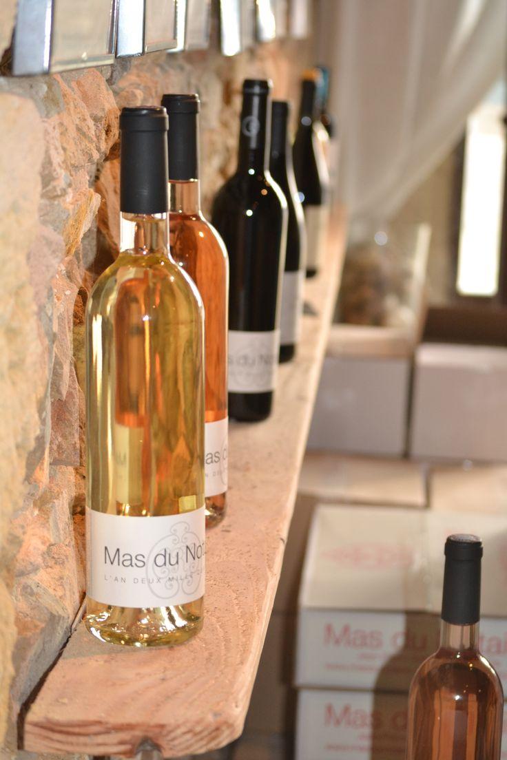Les vins du Mas du Notaire