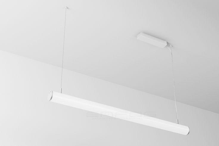 Декоративный бокс для блока питания  линейного светильника от компании #ENFOG #современныйсветодиодныйсветильник