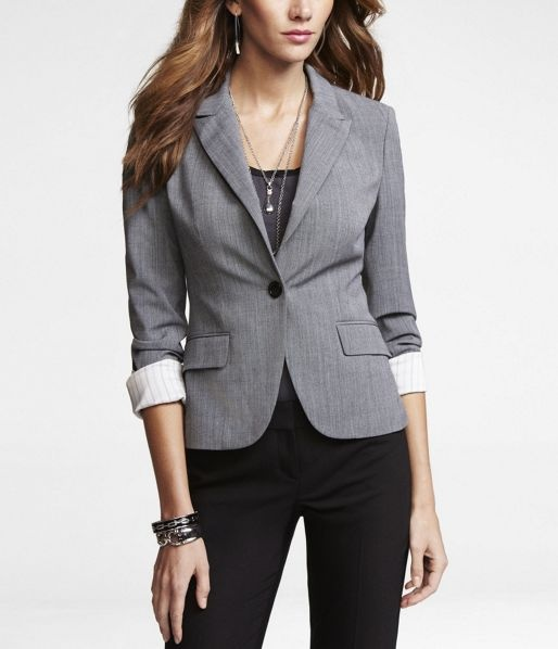 37 best images about Interview / Business Attire - Women on Pinterest | Interview Blazers and Suits