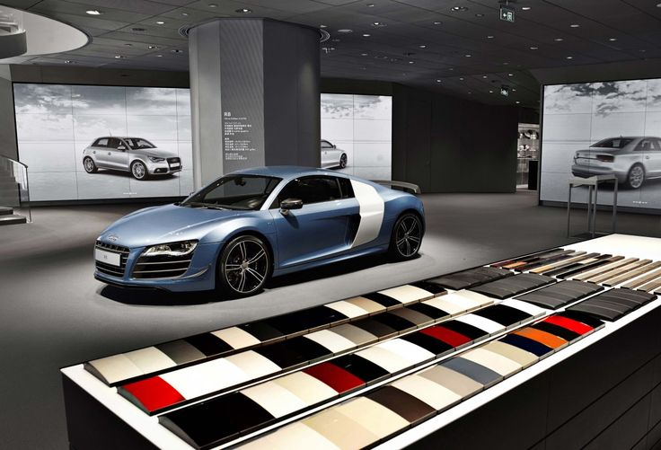 Audi and Designit invite you to test-drive the future with ...