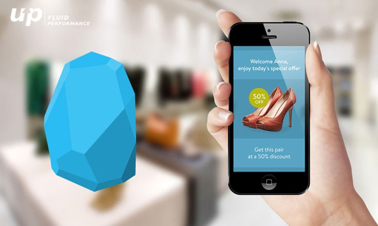 iBeacon has brought a new concept of proximity #marketing. #Bluetooth  #technology