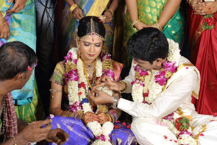 Goutham-Nithya | Real Wedding | Ezwed | South Indian Wedding Website  #Ezwed #RealWedding #SouthIndianWedding