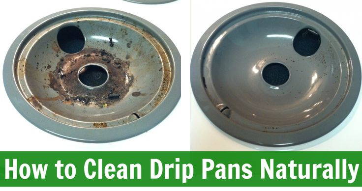 If you're wondering how to clean drip pans without using smelly chemicals, give this simple and inexpensive method of cleaning stove drip pans a try.