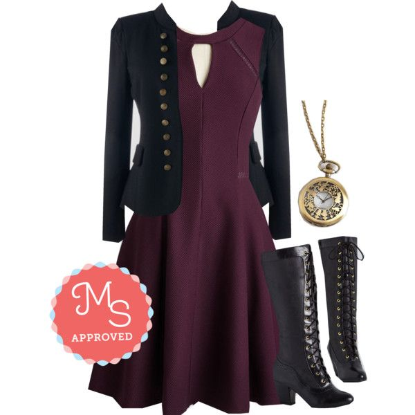 Moxie Must-Have Dress by modcloth on Polyvore featuring мода and But Another Innocent Tale