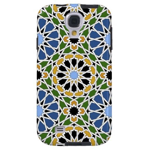 SOLD Moorish tile Case