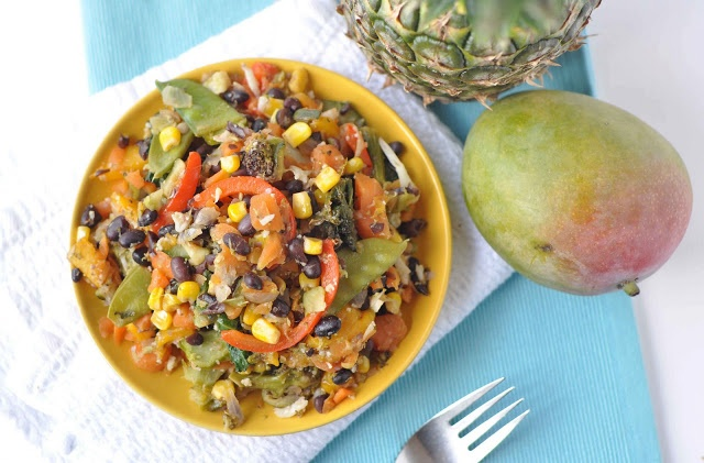 Black Bean & Mango Stew | Soups & Stews | Pinterest