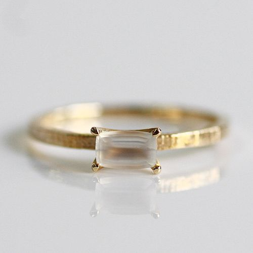 STELLA McCARTNEY dotto flat ring. So beautiful this is going to be