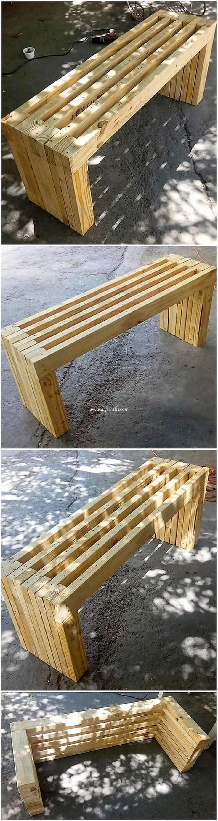 Charming DIY Crafting Ideas with Shipping Pallets
