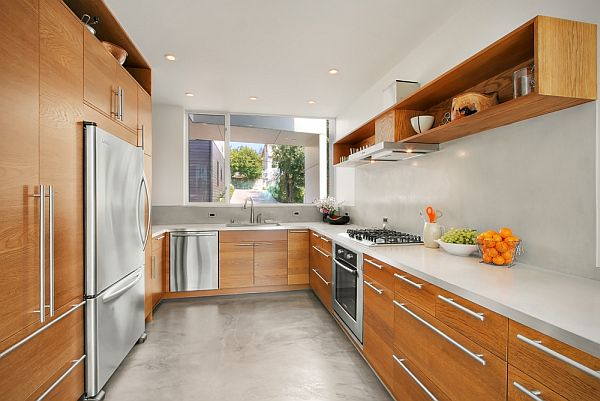 Modern Backyard House - Shed Architecture 8 - ultra contemporary kitchen furniture