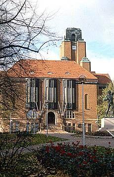 Kaupungintalo, Townhall 1912 by Eliel Saarinen Lahti