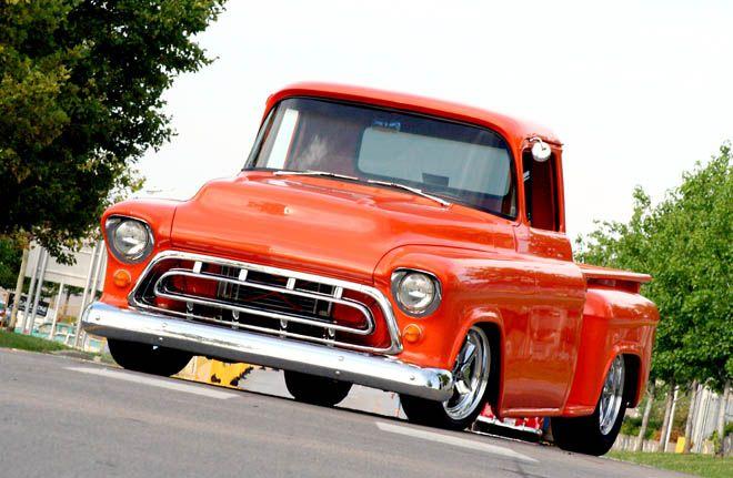 '57 Chevy pickup