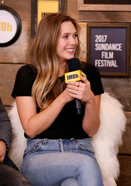 "Elizabeth Olsen Photos Photos - Actress Elizabeth Olsen of ""Wind River"" attends The IMDb Studio featuring the Filmmaker Discovery Lounge, presented by Amazon Video Direct: Day Three during The 2017 Sundance Film Festival on January 22, 2017 in Park City, Utah. - The IMDb Studio at the 2017 Sundance Film Festival Featuring the Filmmaker Discovery Lounge, Presented by Amazon Video Direct: Day Three - 2017 Park City"