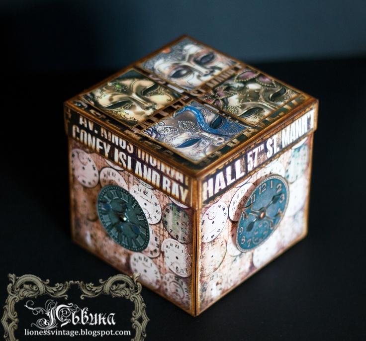 Создавать Прекрасное: Меджик Бокс (Magic box)