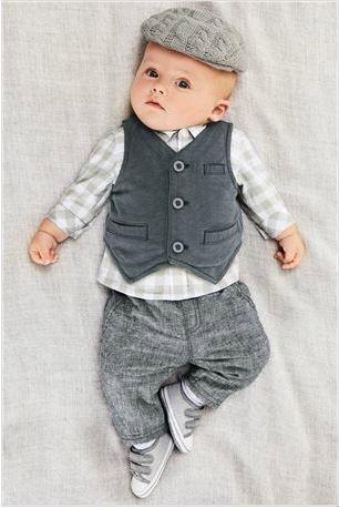 Next Baby Suit