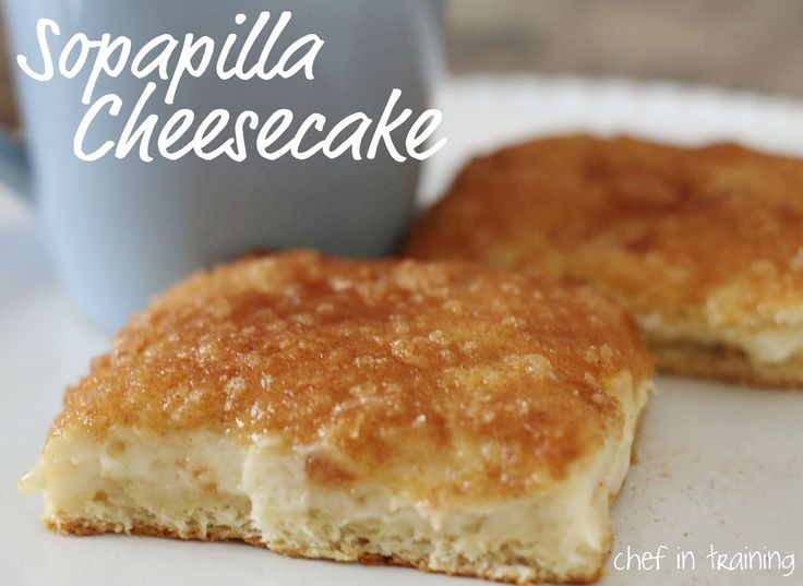 Sopapilla Cheesecake! #cincodemayo #recipe