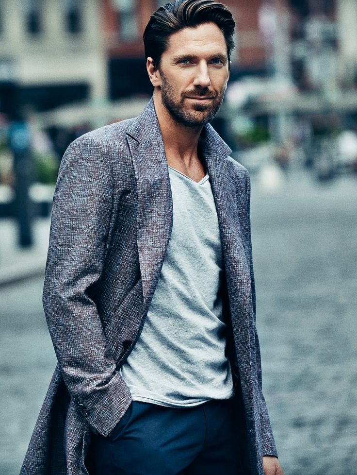 Henrik Lundqvist for Ferragamo's #ManStory. I think I just became a HUGE hockey fan!.