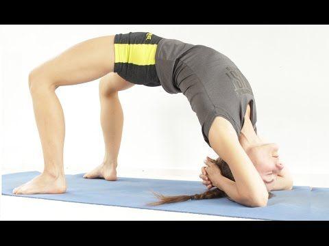 Yoga INTERMEDIO/AVANZADO - Posturas Invertidas | Dia 8 - YouTube