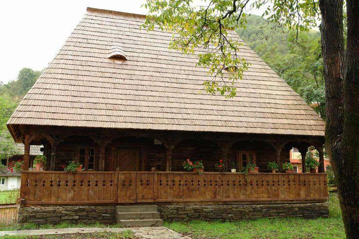 Casă bătrânească din Botiza, Maramureș