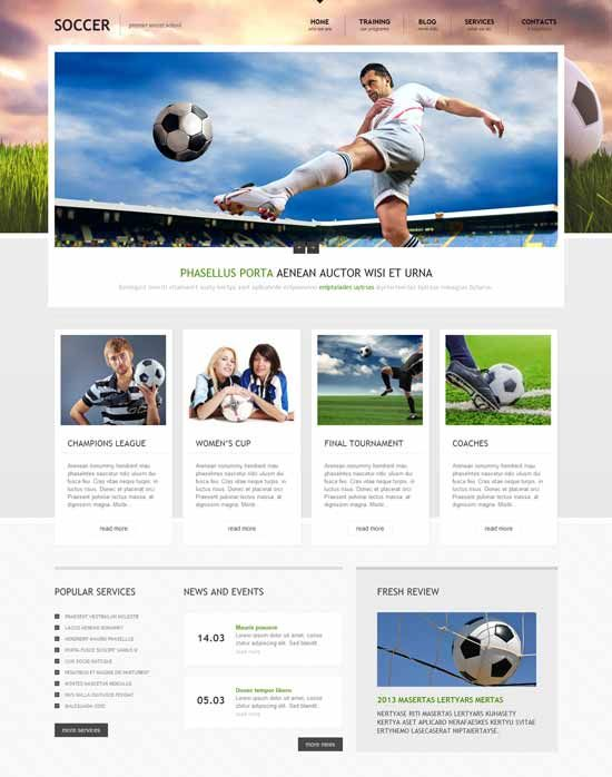 soccer-responsive-wordpress-theme