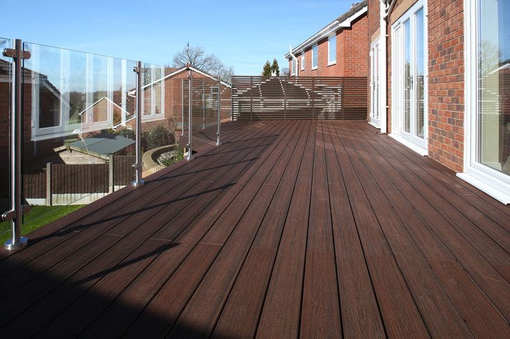 25 best ideas about composite decking uk on pinterest for 2 4 metre decking boards