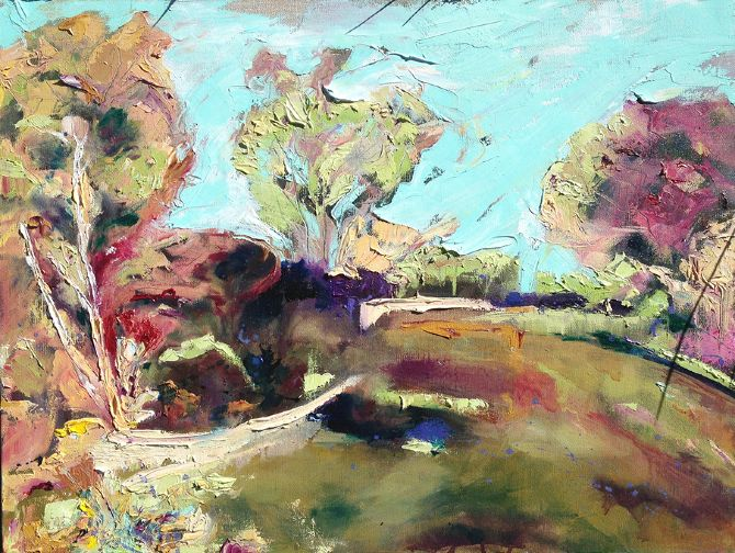 Autumn Day - Kerry Bruce