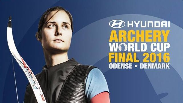 Denmark prepares to host world's best archers