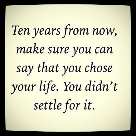 Some people get a little set back but that's life.. Embrace it and never give up :)