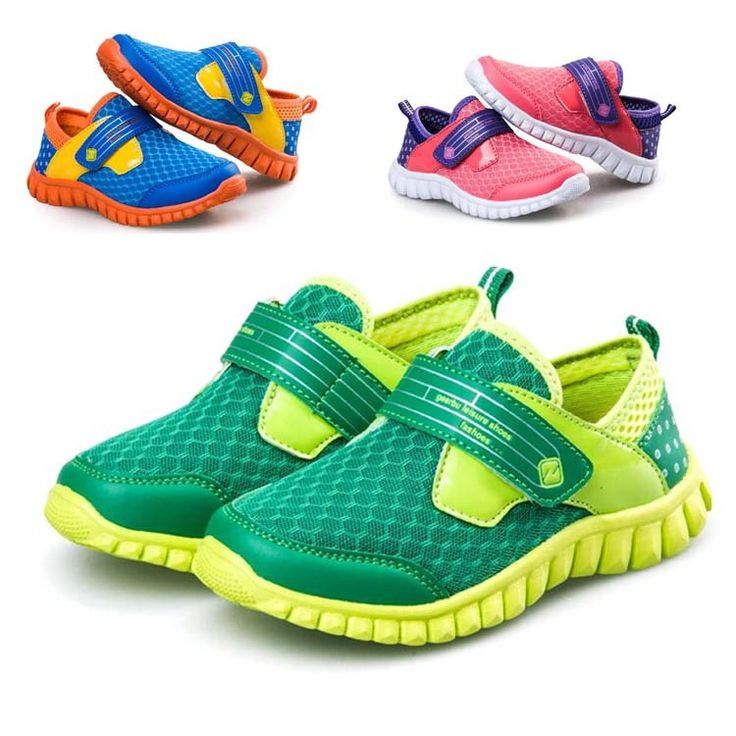 Children Summer Sports Shoes Light Mesh Kids Loafers Girls Boys Sneakers Brand Geerbu Zapatillas Children Summer Sports Shoes alishoppbrasil