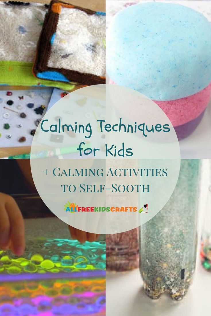 Calming Techniques for Kids 10 Calming