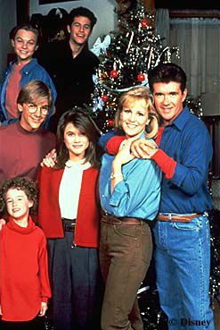 Cast of Growing Pains, loved Kirk Cameron and was even happier when Leonardo joined the cast